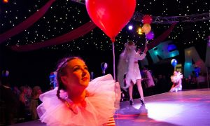 Dream Circus Christmas Party