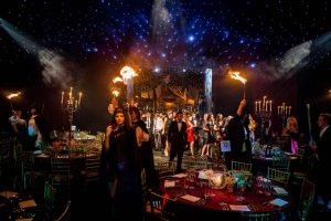dickensian christmas party finsbury square